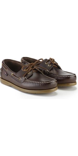 2018 Henri Lloyd Arkansa Deck Shoe CYCLONE Seafox / Caramel F94412