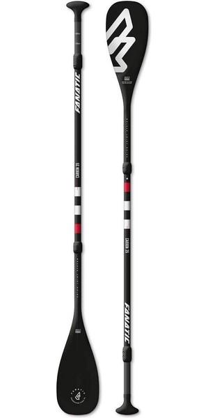 2018 Fanatic Pure Adjustable 3-Piece Carbon Composite SUP Paddle 13800