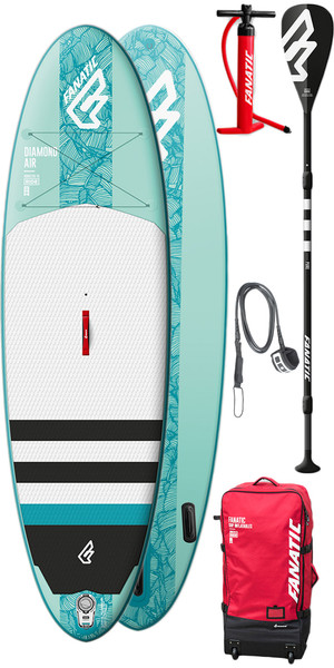 2018 Fanatic Diamond Air SUP 9'8