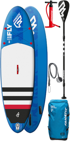 2018 Fanatic Fly Air SUP 10'4