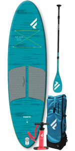 2021 Fanatic Fly Air Pocket 10'4 SUP Package - Carbon 35 Paddle 13200-1760
