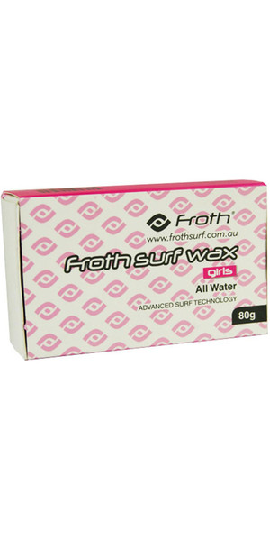 Froth Surf Wax - Single - All Water - Girls