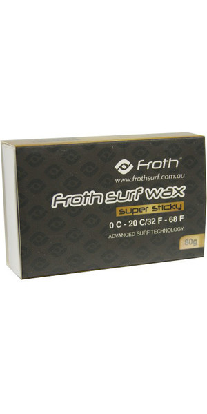Froth Surf Wax - Single - Super Sticky