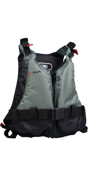 2018 Gul Recreational 50N Buoyancy Aid GK0007 - BLACK / SILVER