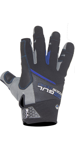 2019 Gul CZ Winter 3-Finger Glove Black GL1240-B6