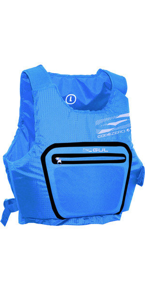 2018 GUL Junior Code Zero Evo Buoyancy Aid BLUE GM0379-A9