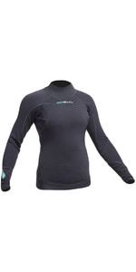 2019 GUL WOMENS CODE ZERO 1MM NEOPRENE THERMO TOP JET AC0112-B2