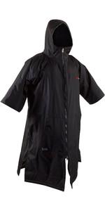 2021 GUL Evorobe Change Robe / Poncho AC0128-B6 - Black / Red