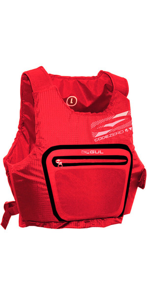 2018 GUL Code Zero Evo Buoyancy Aid RED GM0379-A9