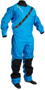 2019 GUL Dartmouth Eclip Zip Drysuit Blue GM0378-B5
