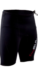2020 GUL Response 2mm Neoprene Shorts RE8302-B7 - Black
