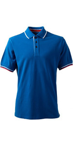 Gill Mens Element Polo BLUE E019