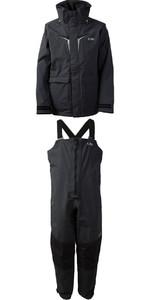 2020 Gill OS3 Mens Coastal Jacket OS31J & OS3 Mens Coastal Trousers OS31T COMBI SET GRAPHITE / GRAPHITE