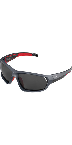 2018 Gill Race Sunglasses Graphite RS15