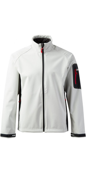 2019 Gill Team Softshell Jacket SILVER 1613