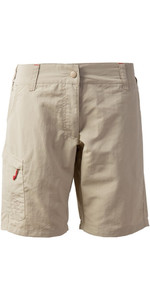 Gill Womens UV Tec Shorts KHAKI UV005W