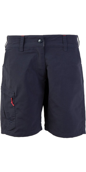 2018 Gill Womens UV Tec Shorts NAVY UV005W