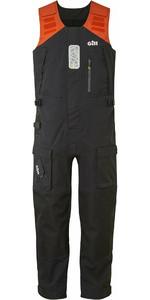 2022 Gill Mens OS1 Ocean Sailing Trousers OS13T - Graphite / Orange