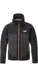 2019 Gill Mens Race Fusion Jacket Black RS23