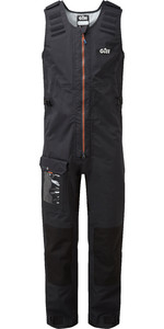 2019 Gill Mens Race Fusion Salopettes Black RS25