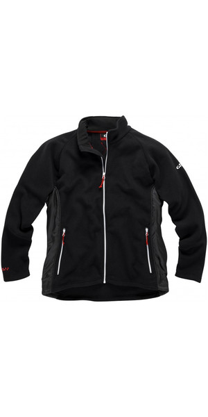 Gill Mens Sail Fleece Black / Graphite 1710