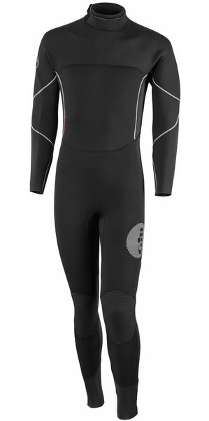 2018 Gill Thermoskin 5/3mm GBS Dinghy Wetsuit in Black 4609