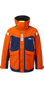 2019 Gill OS2 Mens Offshore Jacket Tango OS24J
