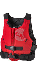 2019 Gill Junior Pro Racer Front Zip Buoyancy Aid Red - 4917J