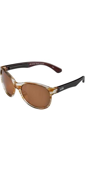 2018 Gill Sienna Floating Sunglasses Tortoise 9664