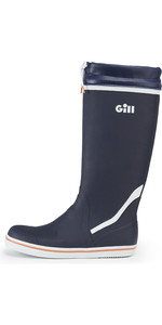 2021 Gill Tall Yachting Boots Blue 909