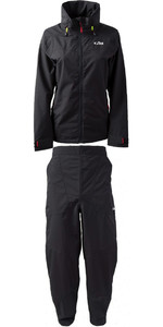 2019 Gill Womens Pilot Jacket IN81JW & Trouser IN81T Combi Set Graphite