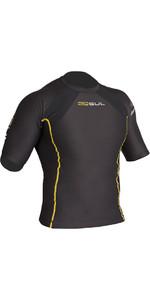 2020 Gul Evotherm FL Thermal Short Sleeve Top BLACK EV0051-B3