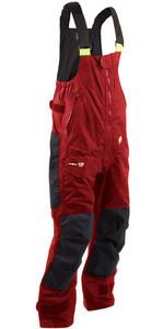 2021 Gul Mens Vigo Coastal Trousers GM0328-B6 - Red / Black