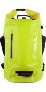 2021 Gul 100L Heavyduty Dry Bag Lu0122-B9 - Sulphur / Black