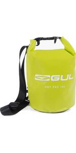 2021 Gul 10L Heavy Duty Dry Bag Lu0117-B9 - Sulphur