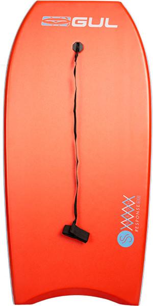 2019 Gul Response Mesh Adult 48 Bodyboard Red GB0031-B4