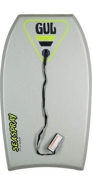 2018 Gul Seaspray Kids 33 Bodyboard - Grey GB0024-A9