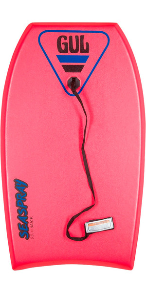 2019 Gul Seaspray Kids 33 Bodyboard - Red GB0024-A9