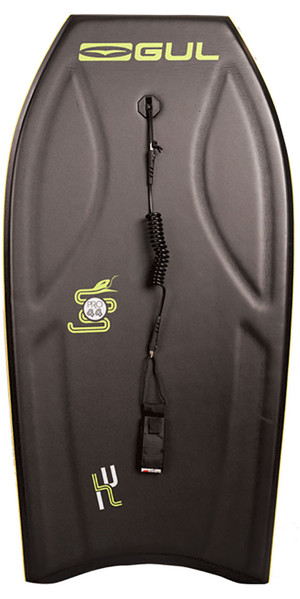 2019 Gul Viper Pro Adult 44 Bodyboard Black GB0032-B4