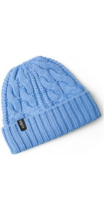 2019 Gill Cable Knit Beanie Blue HT32