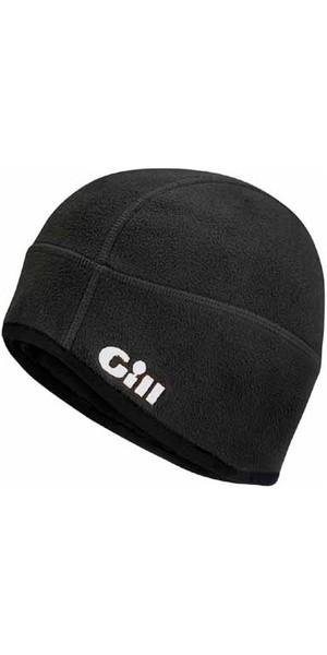 2018 Gill Windproof Fleece Hat BLACK HT8