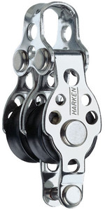Harken 16mm Double Air Block With Becket 407