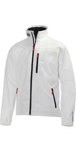 2020 Helly Hansen Crew Jacket WHITE 30263