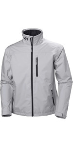 2021 Helly Hansen Crew Jacket Grey Fog 30263