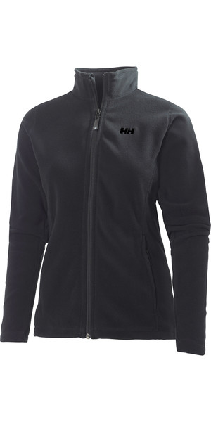 2019 Helly Hansen Womens Daybreaker Fleece Jacket Black / Black 51599