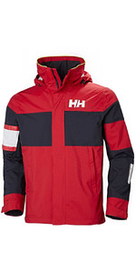 2019 Helly Hansen Salt Light Jacket Alert Red 33911
