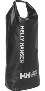 2018 Helly Hansen 20L Sailing Roll Top Bag BLACK 67773