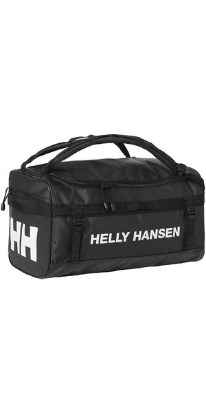 2019 Helly Hansen 50L Classic Duffel Bag 2.0 S Black 67167