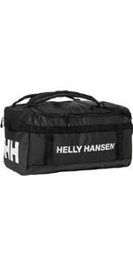 2019 Helly Hansen 50L Classic Duffel Bag 2.0 S Black 67167