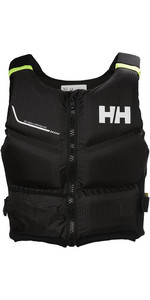 Helly Hansen 50N Rider Stealth Zip Buoyancy Aid Ebony 33841